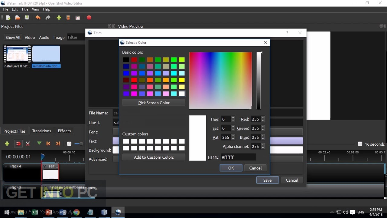 OpenShot Video Editor Direct Link Download