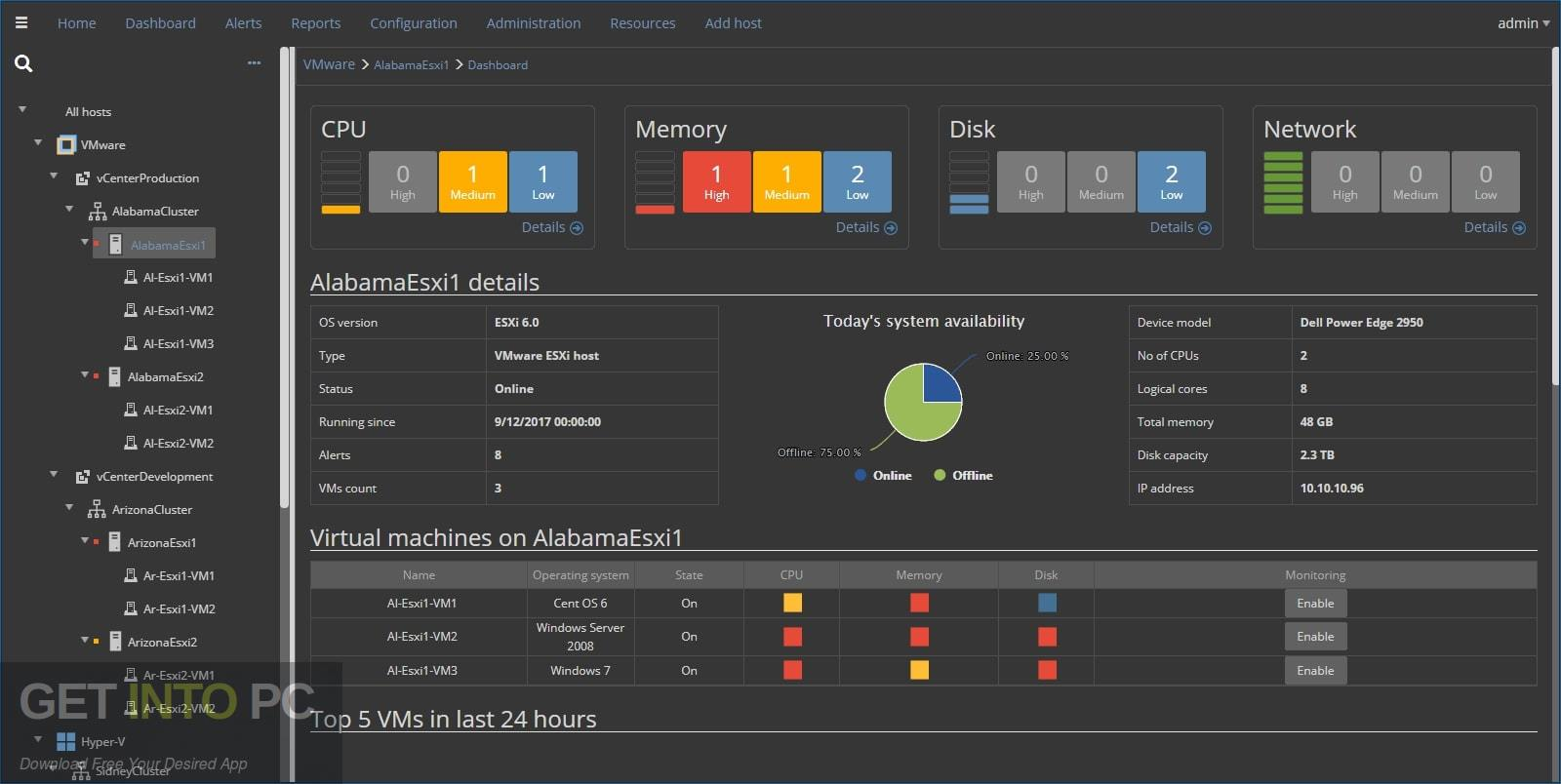 ApexSQL VM Monitor Direct Link Download
