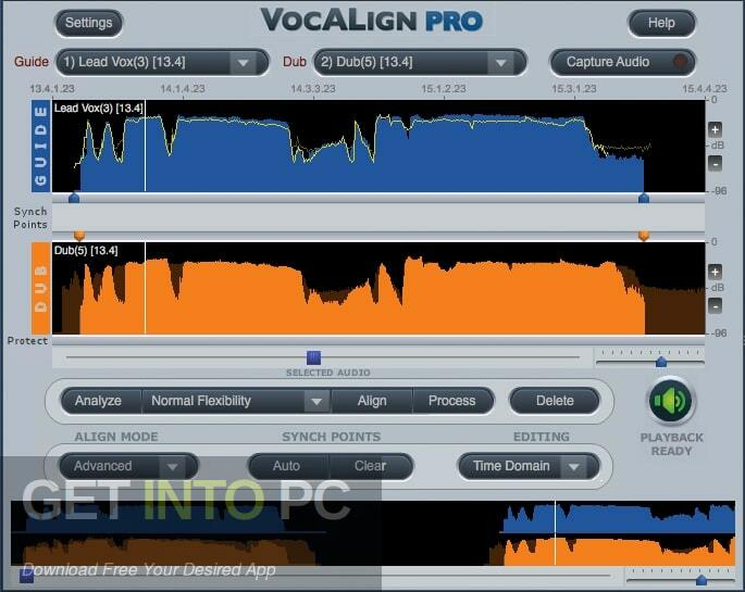 Synchro Arts - Vocalign Pro Latest Version Download