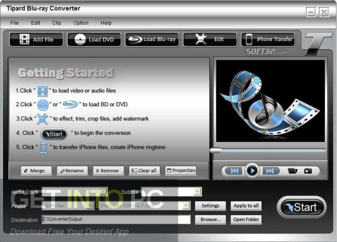 Tipard Blu-ray Converter Latest Version Download