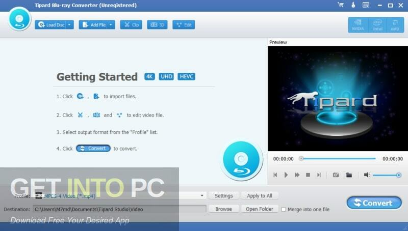 Tipard Blu-ray Converter Direct Link Download