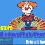 Restore Windows Photo Viewer Free Download