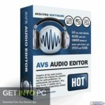 AVS Audio Editor 2020 Free Download