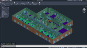 Autodesk AutoCAD MEP 2021 Direct Link Download-GetintoPC.com