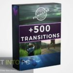 DesignOptimal – Vamify – 500+ Seamless Video Transitions Free Download
