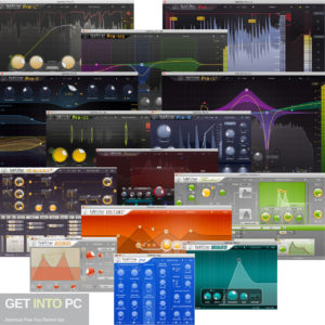 FabFilter Total Bundle 2020 Latest Version Download-GetintoPC.com