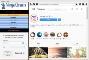 NinjaGram-Direct-Link-Free-Download