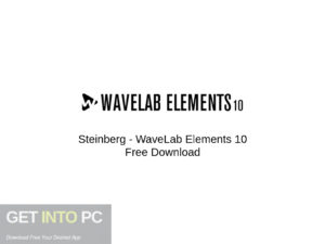Steinberg WaveLab Elements 10 Free Download-GetintoPC.com