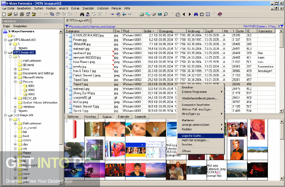 X-Ways Forensics v19.8 + X-Ways Viewer + Mplayer Direct Link Download-GetintoPC.com