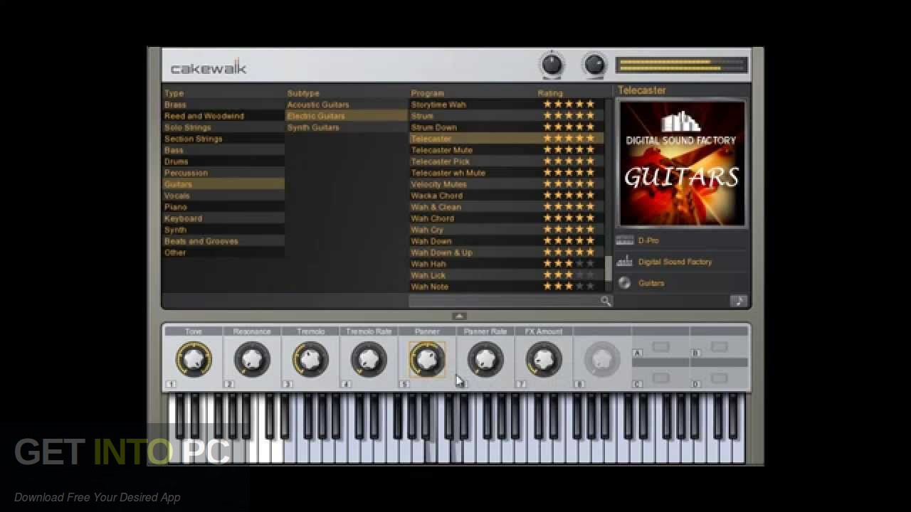 Sonic Mechanics - Classic Guitar Licks Latest Version Download
