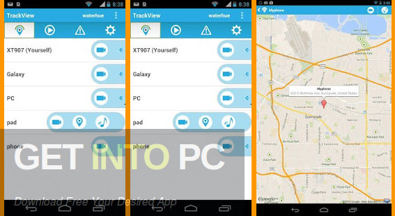 TrackView Direct Link Download
