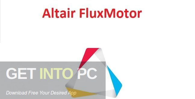 Altair FluxMotor 2020 Free Download