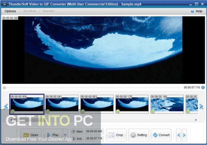 ThunderSoft Video to GIF Converter 2020 Latest Version Download