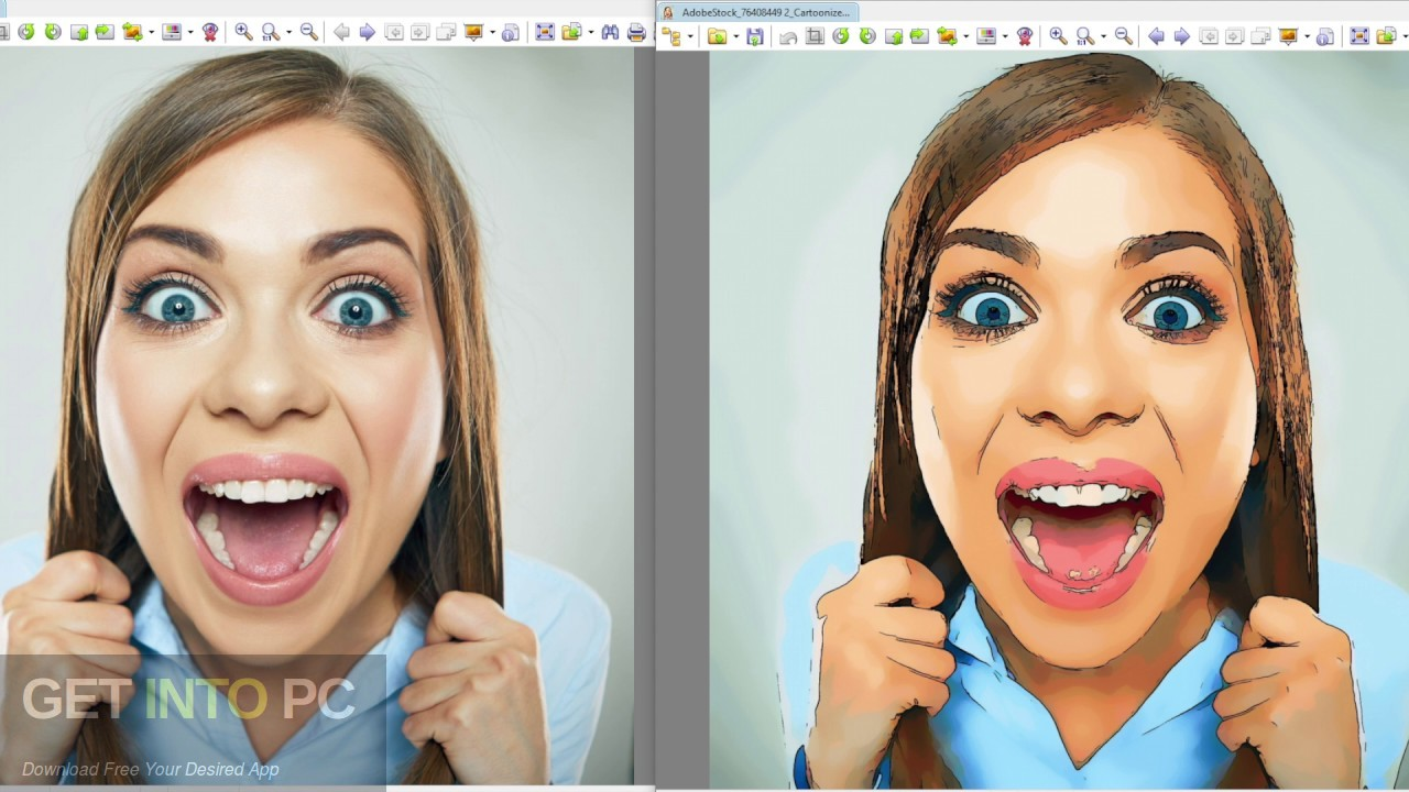 Caricature Software Photo to Cartoon Latest Version Download