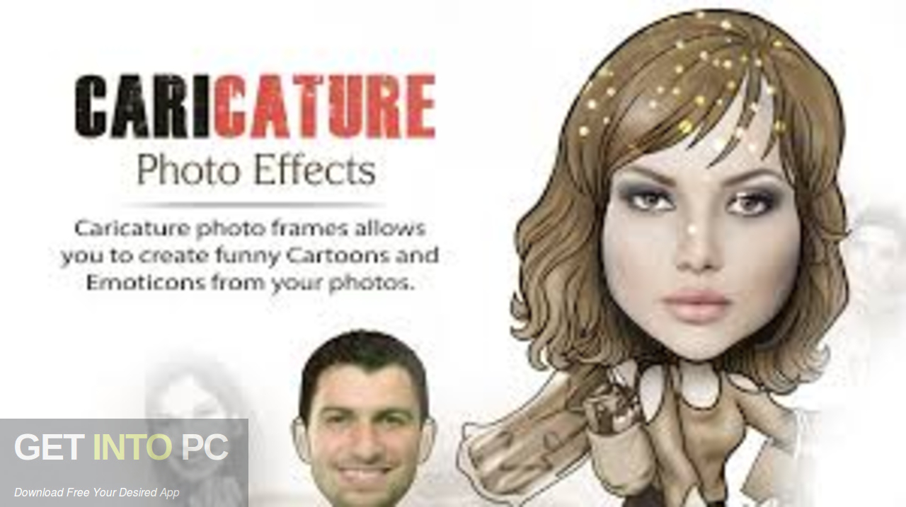 Caricature Software Photo to Cartoon Free Download