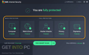 AVG Internet Security 2020 Direct Link Download-GetintoPC.com