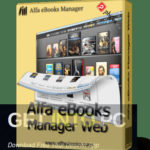 Alfa eBooks Manager Web 2020 Free Download