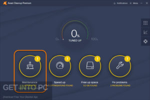 Avast Cleanup Premium 2020 Latest Version Download-GetintoPC.com