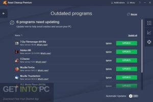 Avast Cleanup Premium 2020 Offline Installer Download-GetintoPC.com