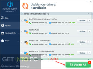 Driver Easy Professional 2020 Latest Version Download-GetintoPC.com