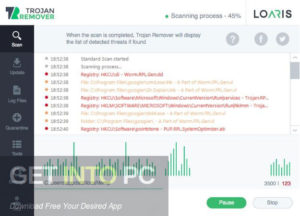 Loaris Trojan Remover 2020 Offline Installer Download-GetintoPC.com
