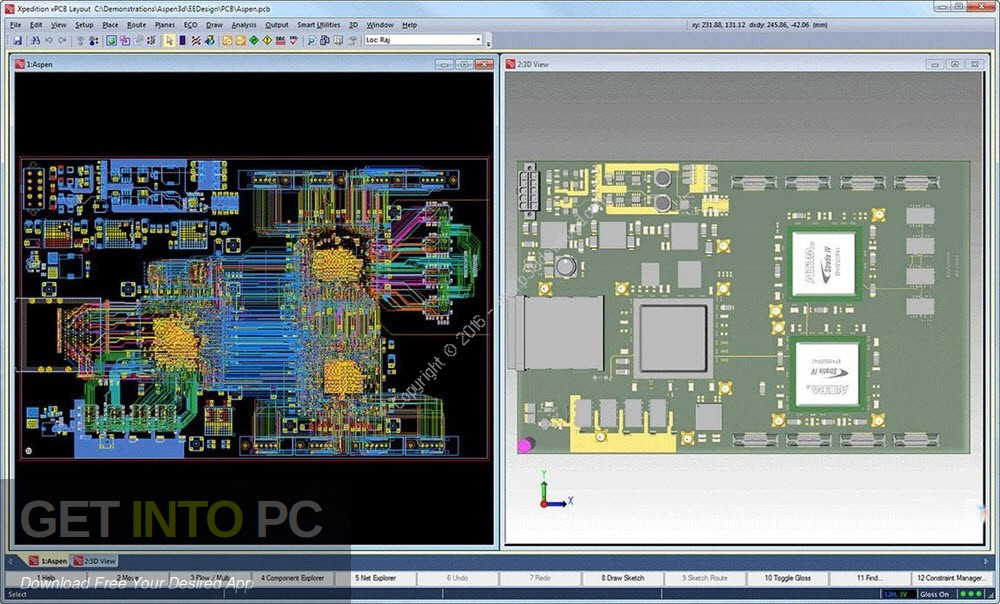 Mentor Graphics PADS 2020 Offline Installer Download-GetintoPC.com