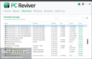 PC Reviver 2020 Latest Version Download-GetintoPC.com
