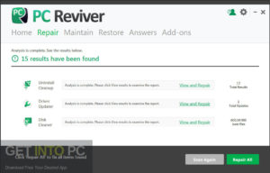 PC Reviver 2020 Offline Installer Download-GetintoPC.com