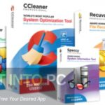 Piriform Bundle AIO 4 In 1 Free Download