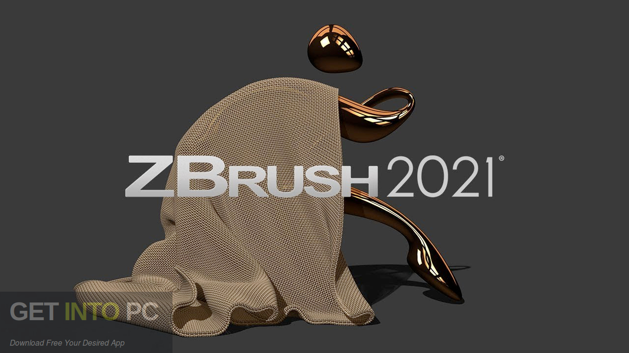 Pixologic ZBrush 2021 Free Download-GetintoPC.com
