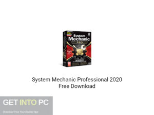 System Mechanic Professional 2020 Free Download-GetintoPC.com