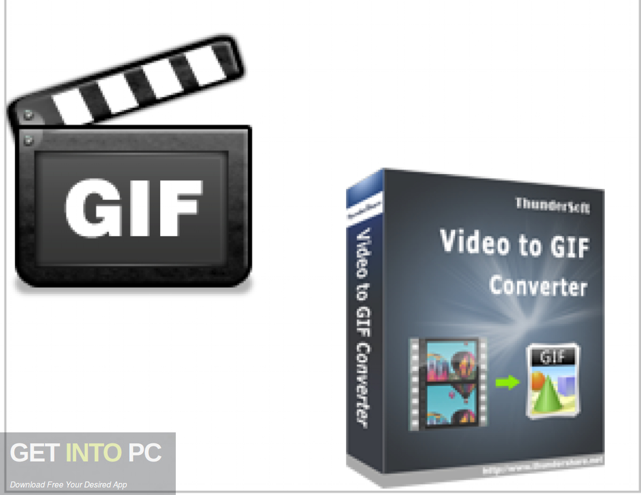 ThunderSoft Video to GIF Converter 2020 Free Download