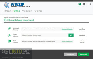 WinZip System Utilities Suite Offline Installer Download-GetintoPC.com