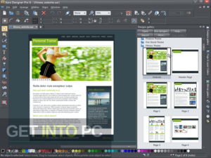 Xara Designer Pro Plus 2020 Offline Installer Download-GetintoPC.com