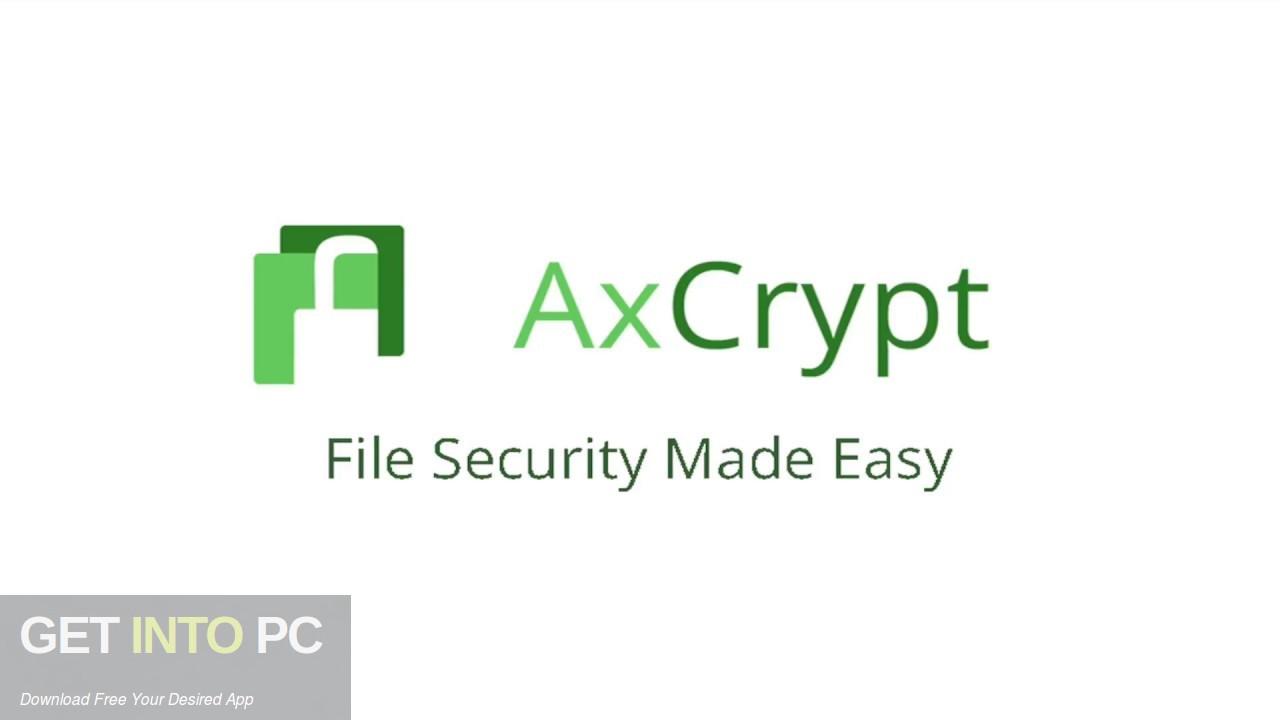 AxCrypt 2020 Free Download