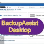 BackupAssist Desktop 2020 Free Download
