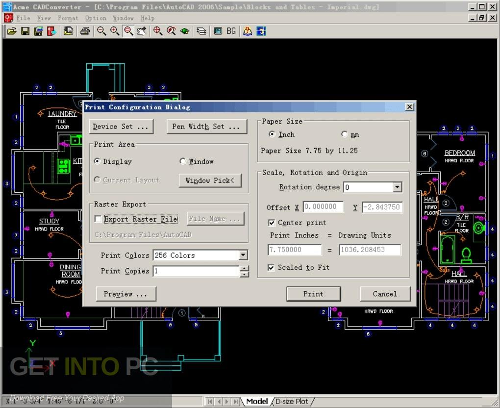Acme CAD Converter 2020 Offline Installer Download