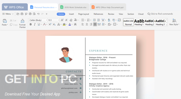 WPS Office 2020 Offline Installer Download
