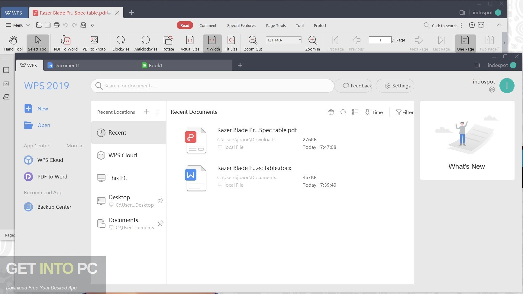 WPS Office 2020 Latest Version Download