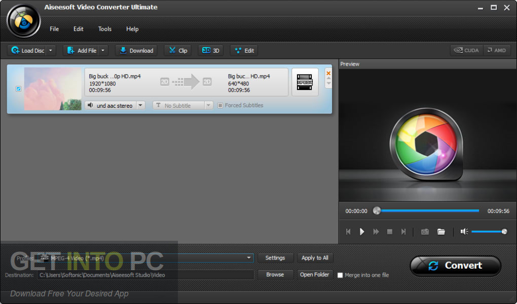 Aiseesoft HD Video Converter Latest Version Download