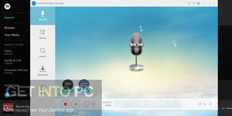 AceThinker Music Recorder Direct Link Download