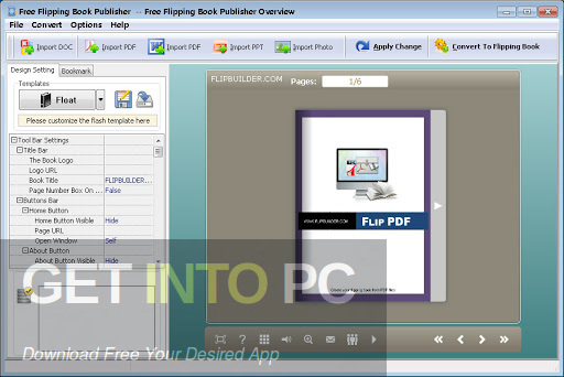 FlipBuilder Flip PDF Pro 2020 Latest Version Download
