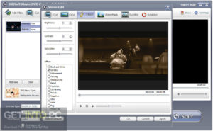 GiliSoft Movie DVD Creator Offline Installer Download GetIntoPC.com
