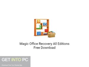 Magic Office Recovery All Editions Free Download GetIntoPC.com