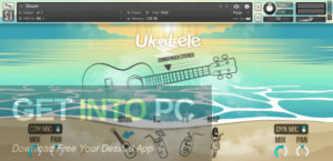 Splash the Sound Ukulele (KONTAKT) Direct Link Download-GetintoPC.com