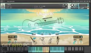Splash the Sound Ukulele (KONTAKT) Latest Version Download-GetintoPC.com