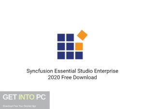 Syncfusion Essential Studio Enterprise 2020 Free Download GetIntoPC.com.jpeg