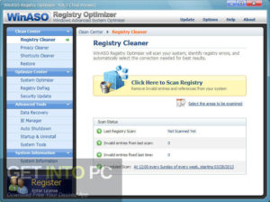 WinASO Disk Cleaner Direct Link Download GetIntoPC.com