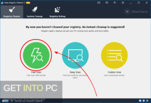 Wise Registry Cleaner Pro Direct Link Download GetIntoPC.com