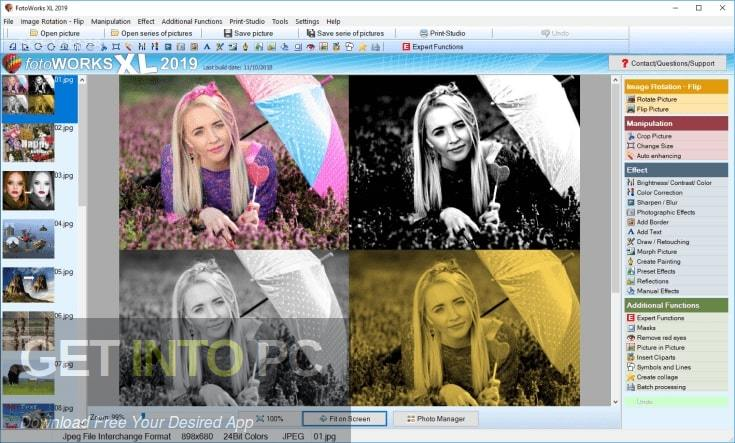 FotoWorks XL 2019 Direct Link Download